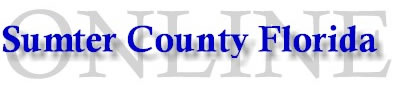 Sumter County Florida - ONLINE